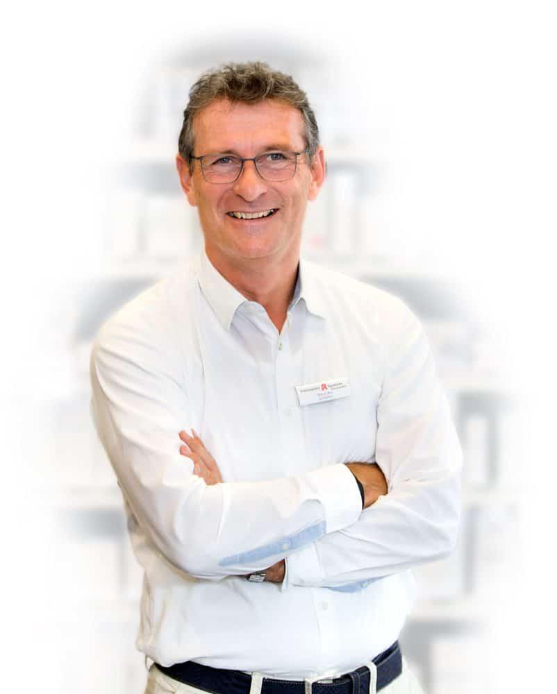 Apotheker Luc Rey